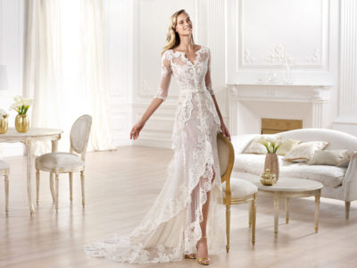 Gorgeous 2014 Lace Gowns