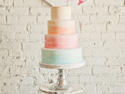19 Gorgeous Watercolor Cakes