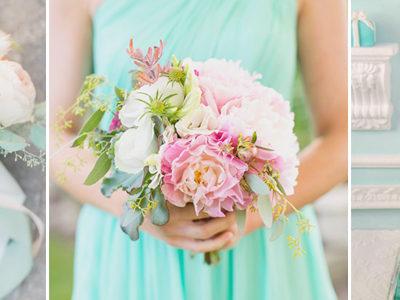 Classic Elegance! Tiffany-inspired Wedding Design Ideas!