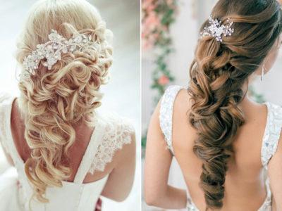 20 Swoonworthy Long Bridal Hairstyles