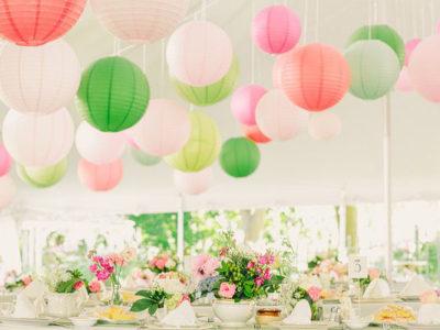 Sweet and Fresh! Petal Pink x Prairie Green Wedding Palette