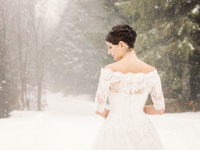 A Magical Winter Fairytale Styled Shoot from Andrea Kuehnis