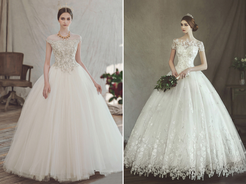 Regal Bridal Dress
