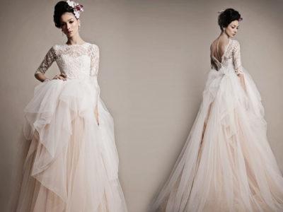 38 Gorgeous Spring 2015 Bridal Dresses