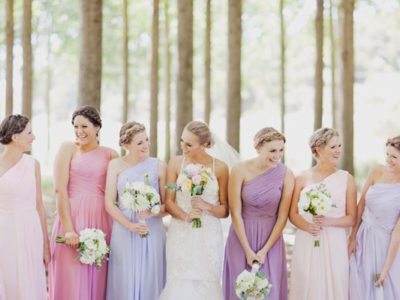 Top 8 Bridesmaid Dress Trends for Summer 2014