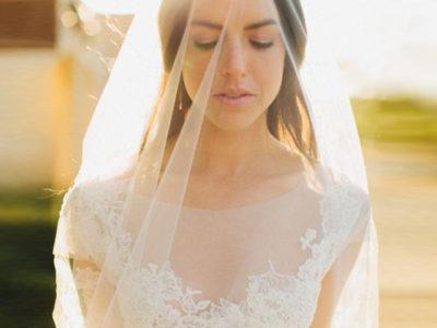 23 Gorgeous Wedding Dresses With Illusion Necklines