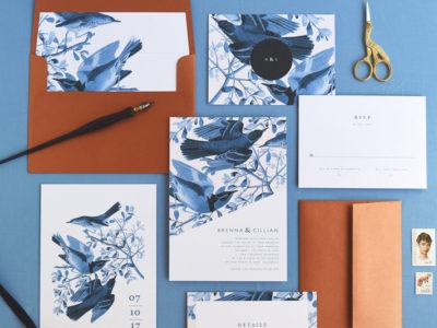 20 Utterly Romantic Handmade Watercolor Invitations!
