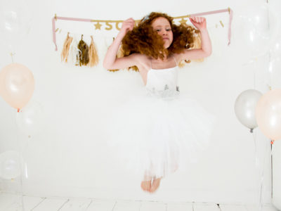GIVEAWAY! Dreamy White Flower Girl Dress from So Cute Fashion
