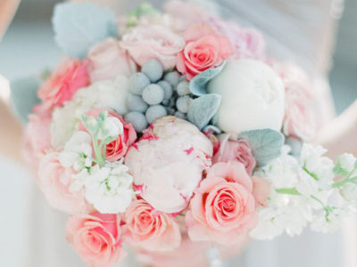14 Beautifully Arranged One-of-a-kind Bridal Bouquets