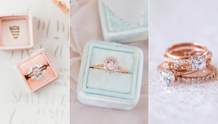 16 Gorgeous Rose Gold Engagement Rings For Romantic Style-Savvy Brides!