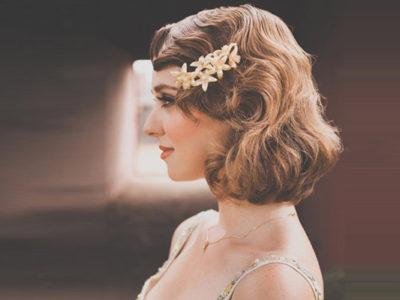 18 Elegant Vintage-Inspired Bridal Looks
