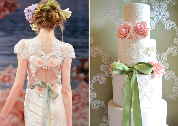 02-Claire Pettibone Beauty gown inspired cake by Homebaked Heaven