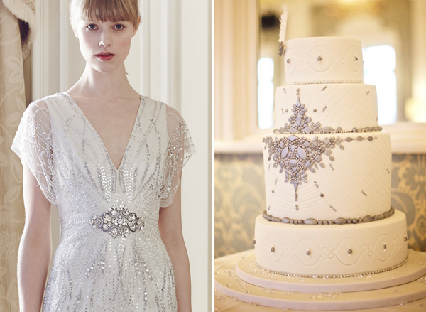 03-Jenny Packham Florence gown inspired cake by Strawberry Lane Cake Company
