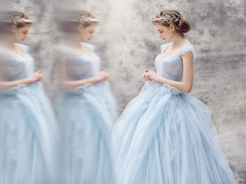 2019 year lifestyle- Frozen for Images inspired wedding dress pictures