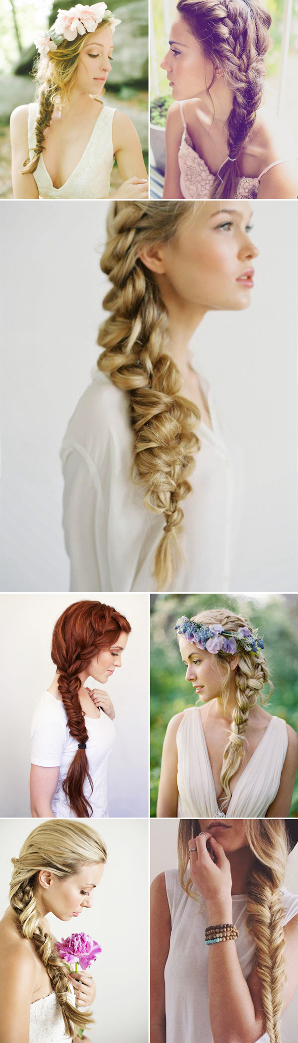 Oh So Romantic! 20 Natural Bohemian Braided Hairstyles ...