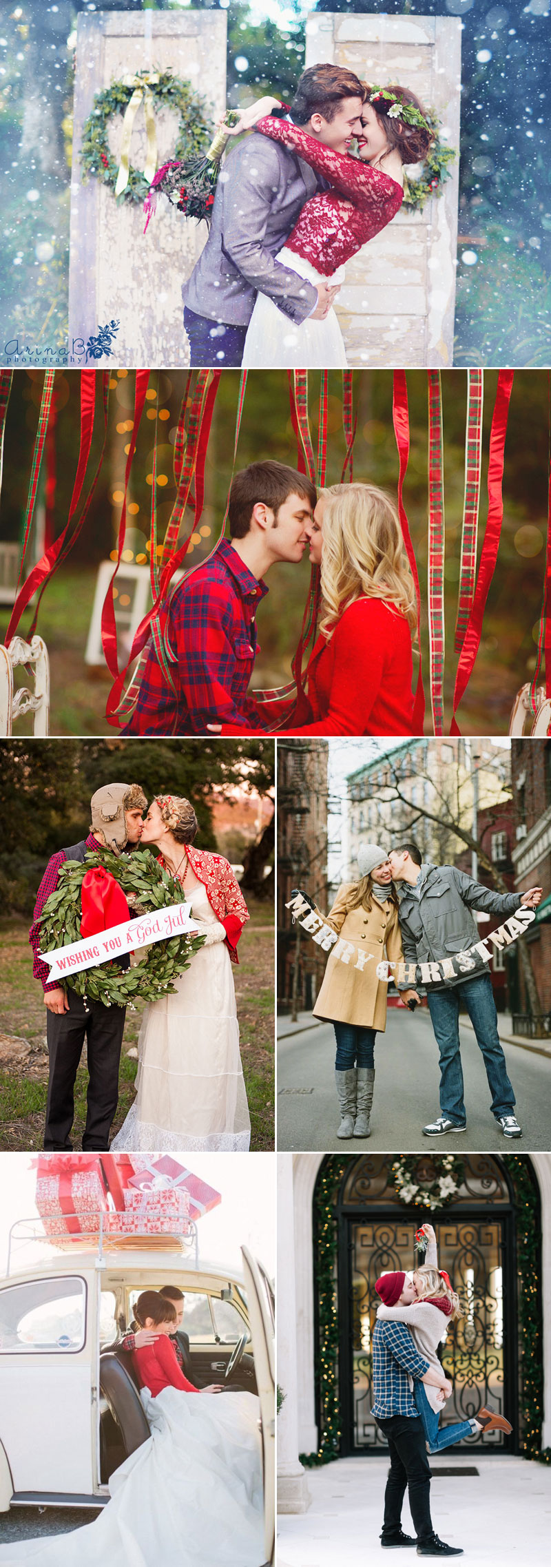 Lovely Cute Couple Christmas Photo Ideas Collections | Photo And ...