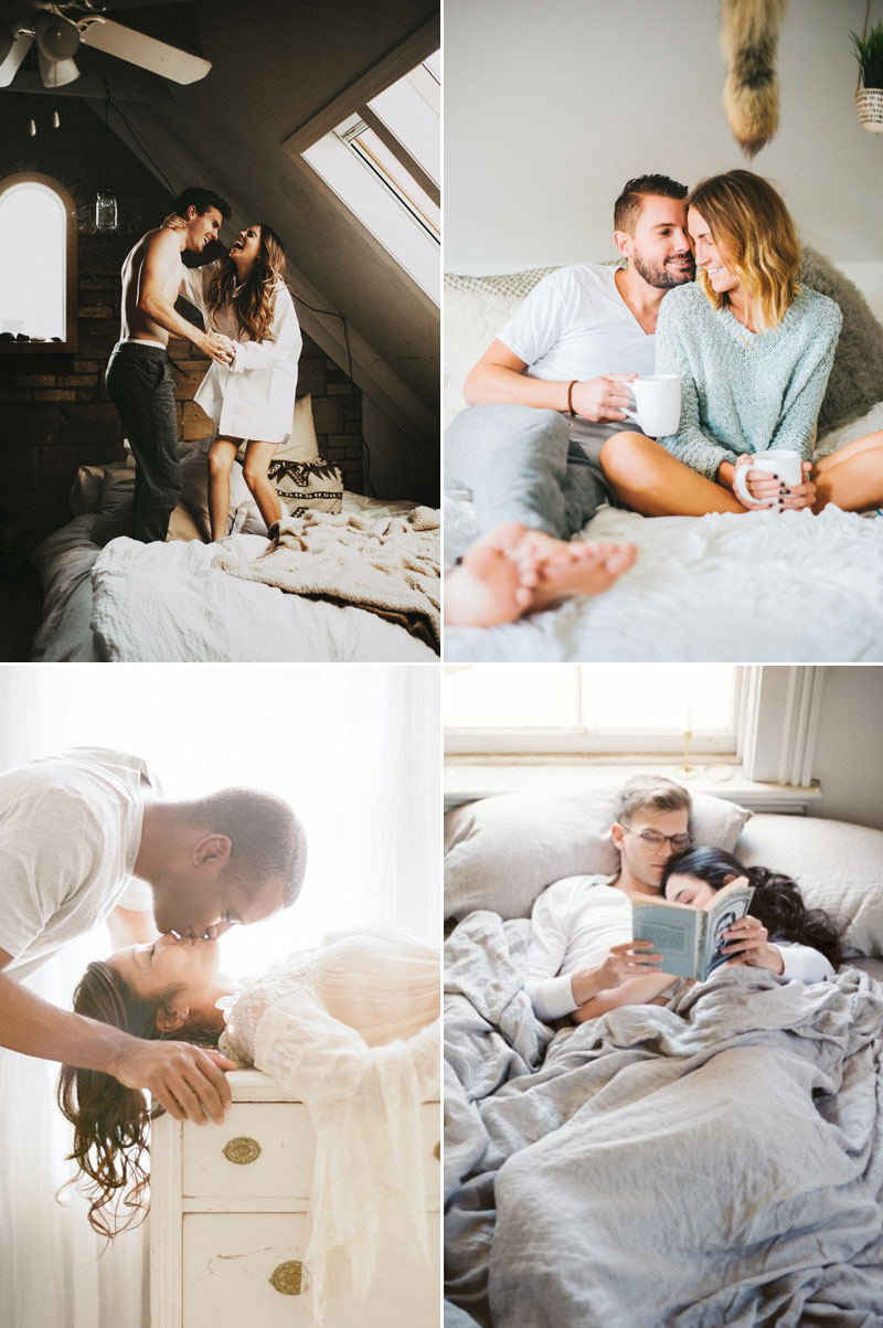 24 Sweet At Home Engagement Photos That Will Melt Your Hearts Praise Wedding