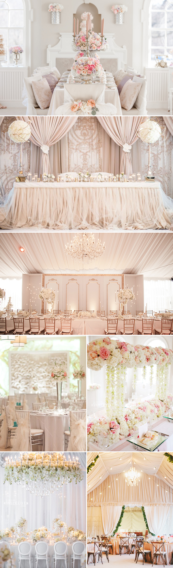 You don t want to miss these stunning luxury indoor for Indoor wedding reception decorations