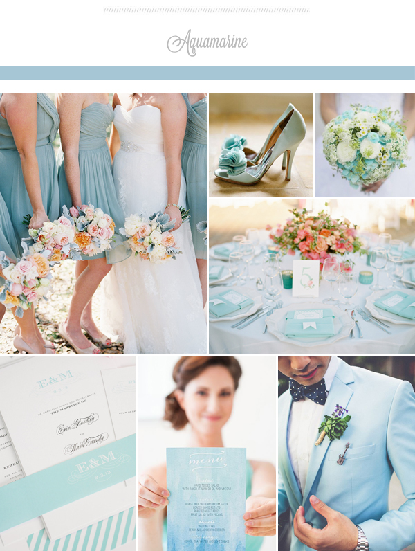 2015 spring top wedding color trends praise wedding