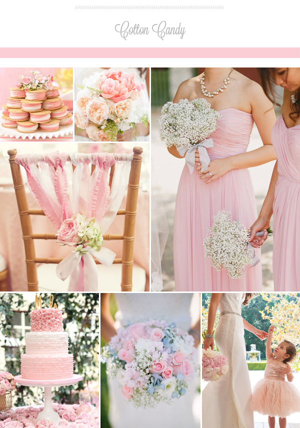 All about the perfect wedding 2015 spring top 3 for Spring wedding bridesmaid dress colors