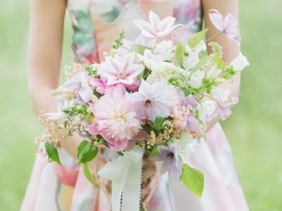 Prettiest Wedding Bouquet Trends of 2015