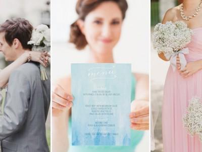 2015 Spring Top Wedding Color Trends!