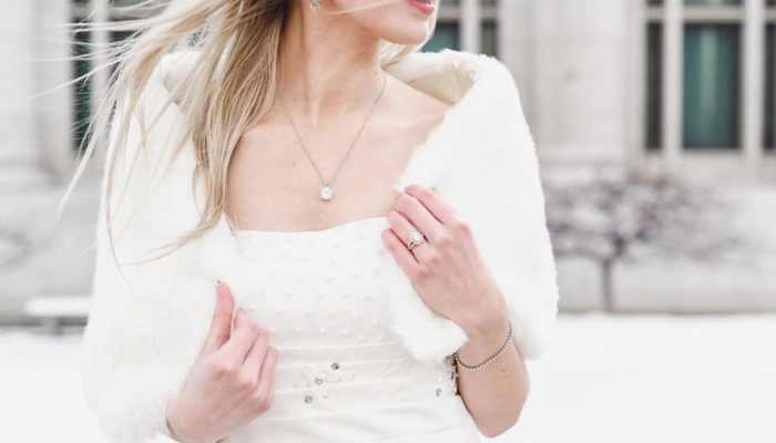 24 Fashion-Forward Cozy Outerwear Looks! Brides No Longer Have To Sacrifice Style for Warmth!