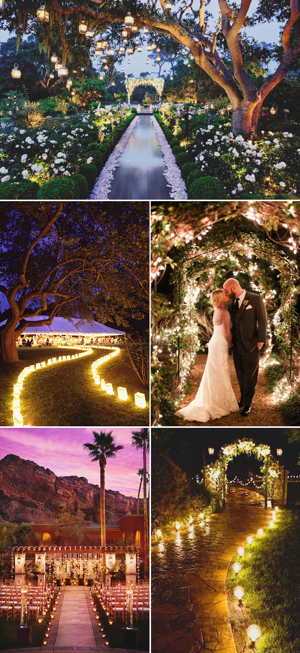 Making a Beautiful Entrance! 26 Creative Wedding Entrance ...