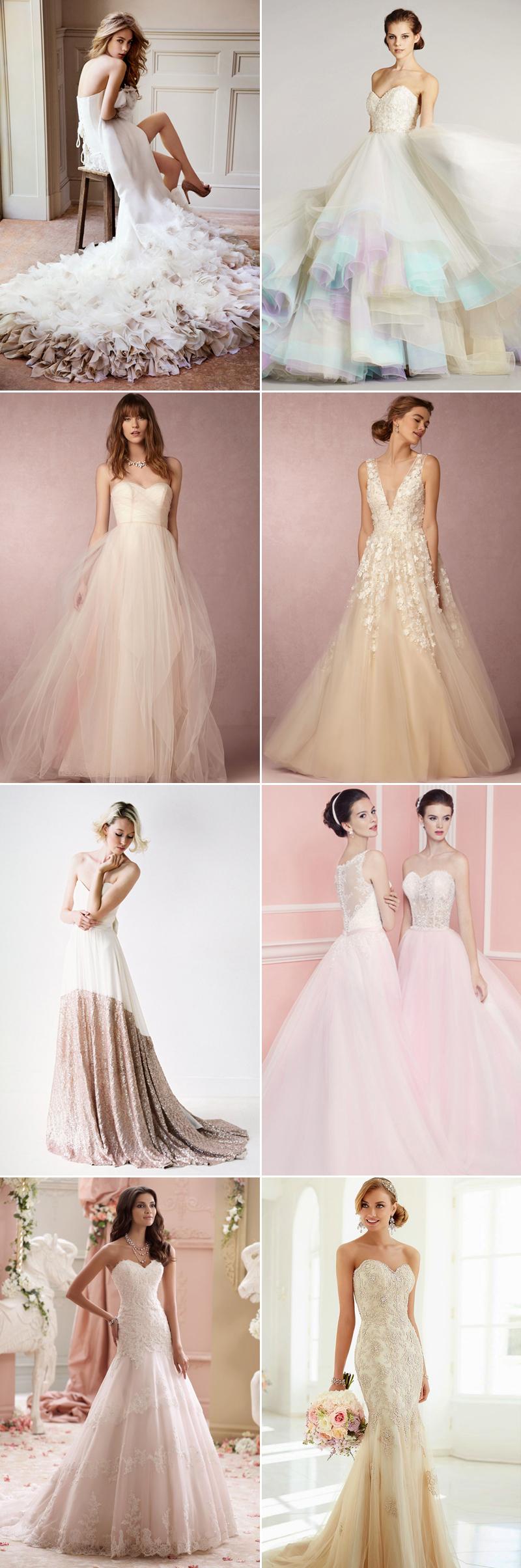 Most Romantic Bridal Trend! 22 \