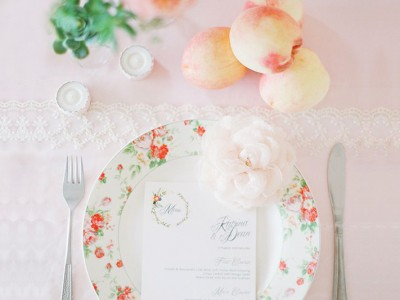 12 Refreshing and Utterly Romantic Spring Place Setting Ideas