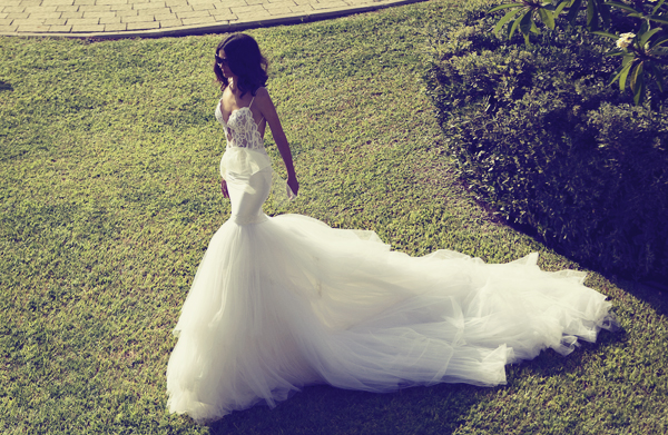 Praise Wedding Tell Us A Little Bit About You What Inspired To Design Dresses