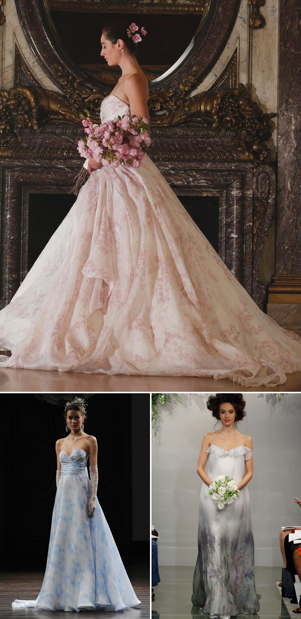 a6db3947c076 12 Most Beautiful Wedding Dress Trends from the Spring Summer 2016 ...