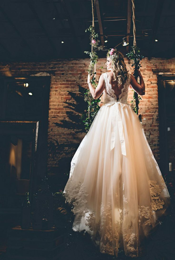 Whimsical Wedding Dresses For Artistic Brides Praise