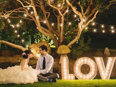 Oh Snap! 45 Creative Wedding Photo Backdrops!