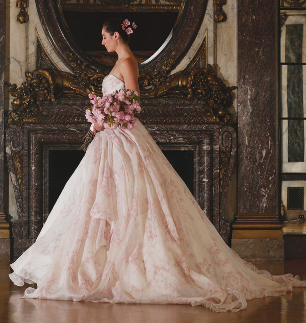 Beautiful Wedding Gowns: 15 Most Beautiful Wedding Dresses From The Spring 2016