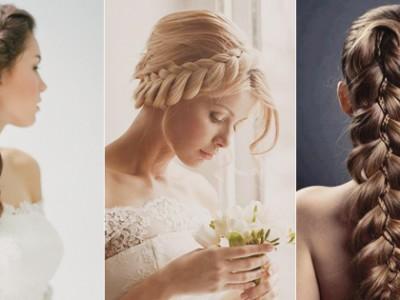 17 Jaw Dropping Bridal Braids We Adore!