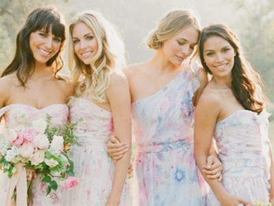 Top 5 Bridesmaid Dress Trends this Spring!