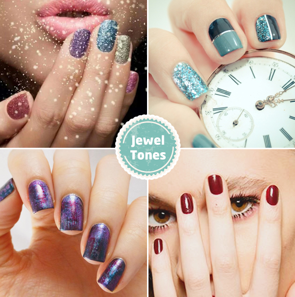 2015 Bridal Nail Art Trends You Must See! - Praise Wedding