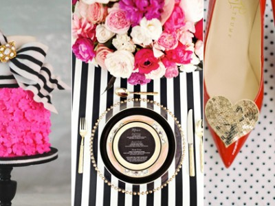 Oh So Chic! 50 Lovely Kate Spade Inspired Wedding Ideas!