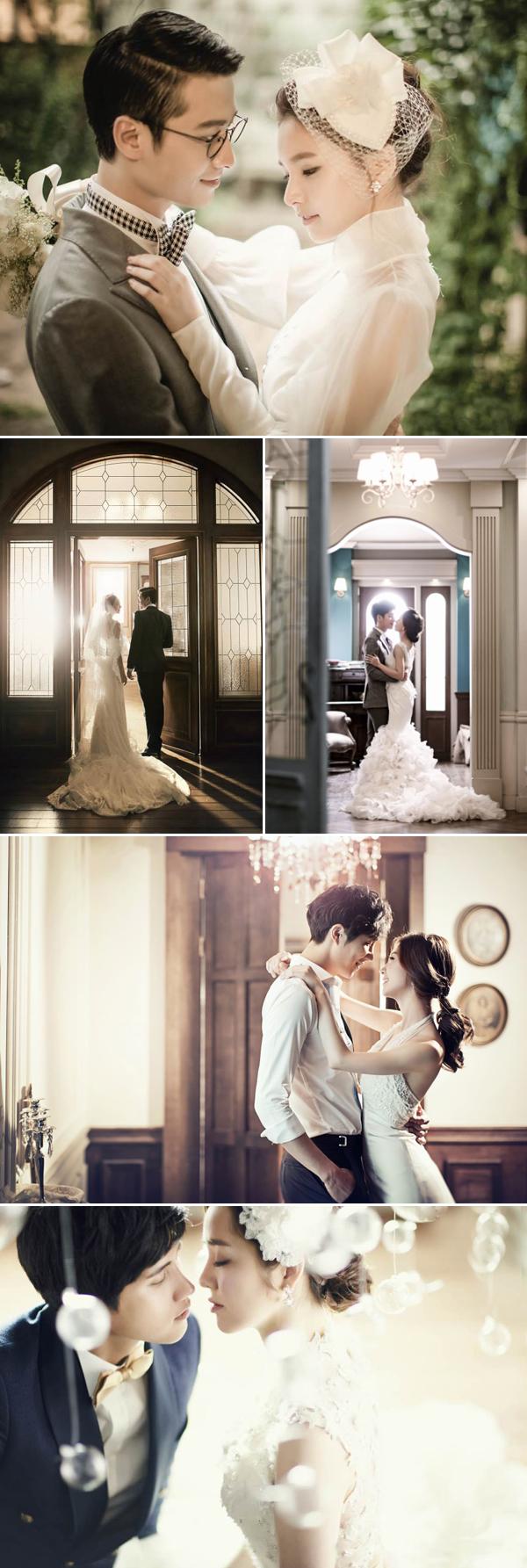 Real Life K Drama 30 Dreamy Korean Concept Pre Wedding Photos