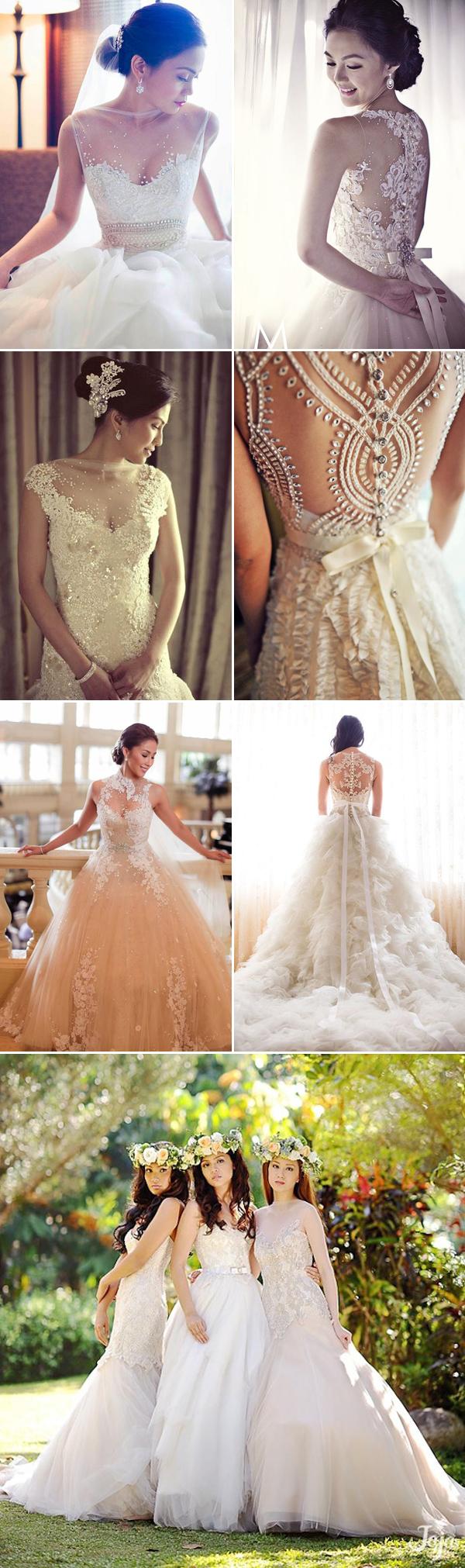 Top 10 Filipino Wedding Dress Designers We Love! - Praise Wedding