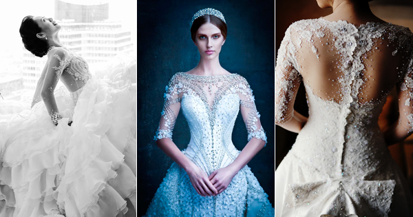 Top 10 Filipino Wedding Dress Designers We Love Praise