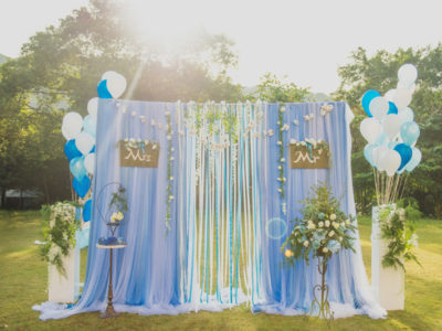 32 Oh-So-Romantic Summer Wedding Altar Ideas