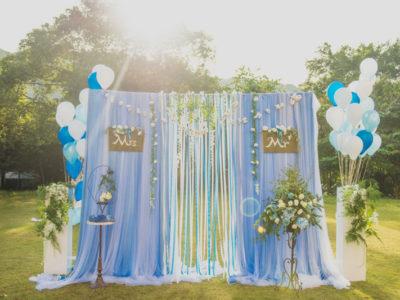 32 Oh-So-Romantic Summer Wedding Altar Ideas