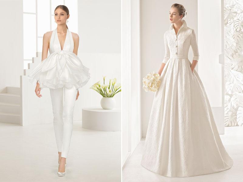 30 Cool Wedding Dresses for Edgy Whimsy Brides! - Praise Wedding