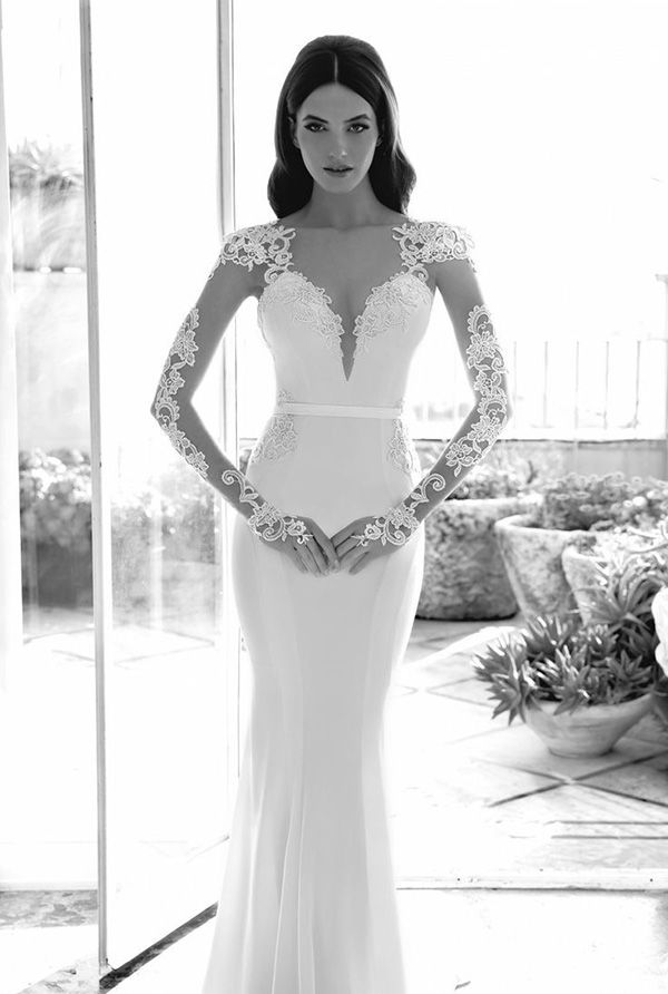 23 wedding dresses with stunning details you can 39 t miss praise wedding - Emmanuel haute couture ...