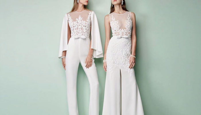 30 Cool Wedding Dresses for Edgy Whimsy Brides!