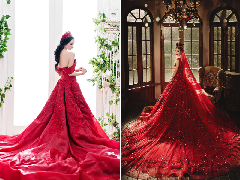 30 Breathtaking Wedding Dresses For Glamorous Brides Praise Wedding