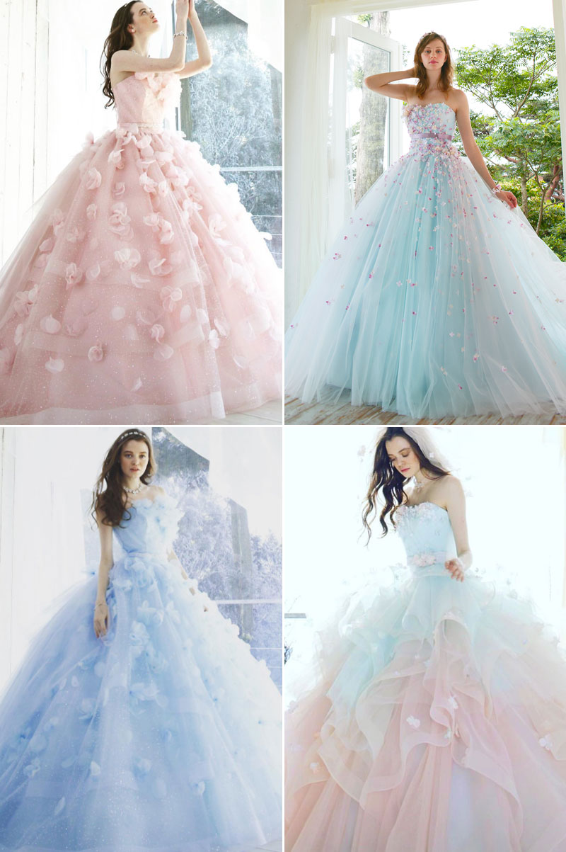 26 Ethereal Wedding Dresses That Look Like They Belong In Fairy