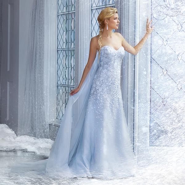 Winter Style Wedding Dresses 91